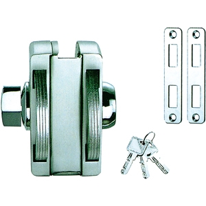GSC-204 glass door lock