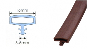 SS404 Sealing Strip